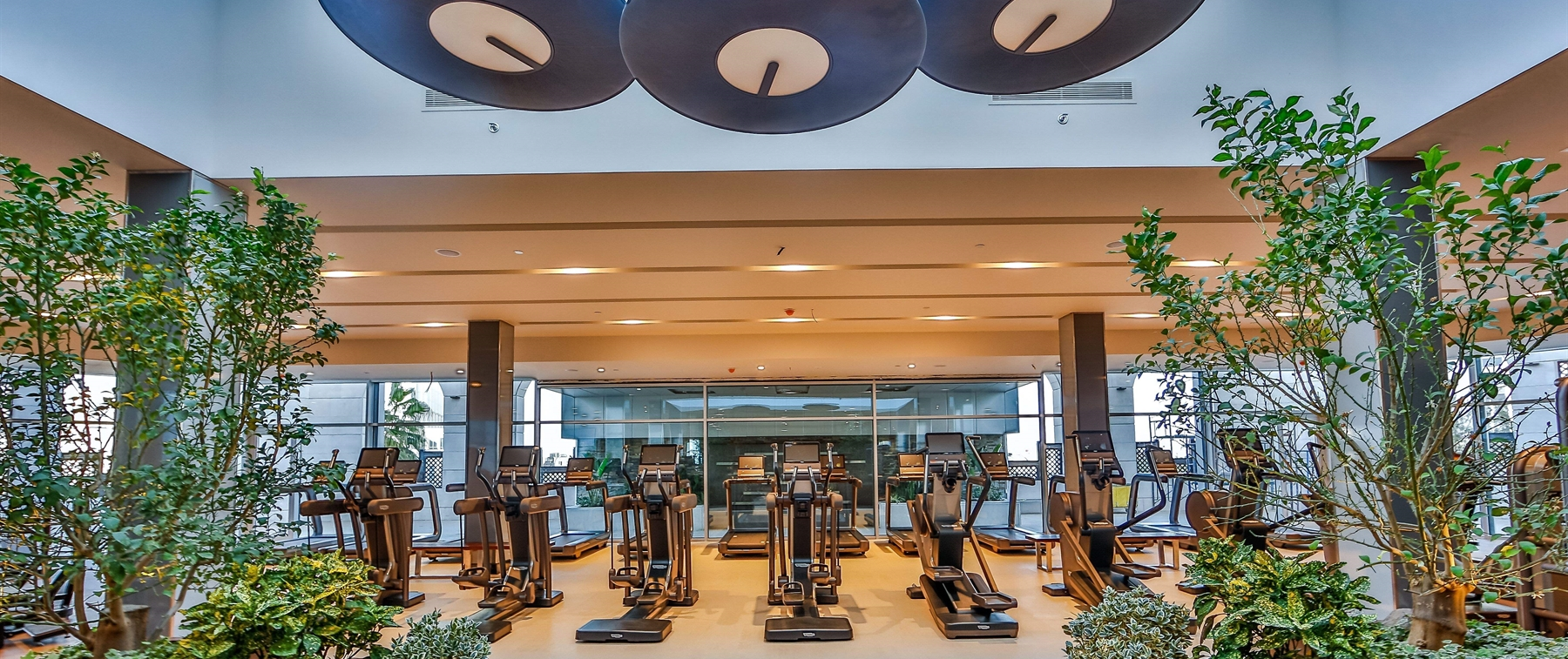 Join Our Gym at Shine Spa